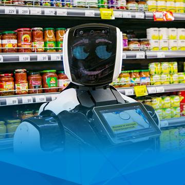 На что способен созданный в России человекоподобный робот