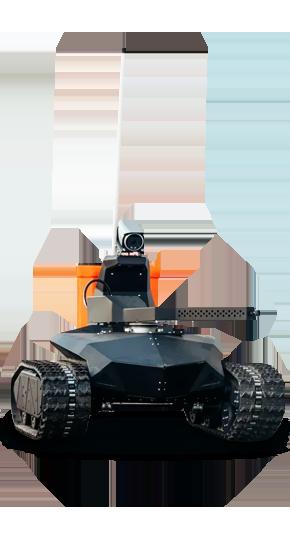 Робот-дезинфектор «Скорпион»